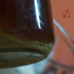 Le dépôts dans le vin