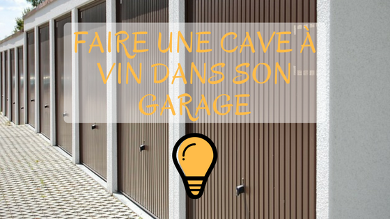 faire une cave vin dans son garage le vin selon renaud. Black Bedroom Furniture Sets. Home Design Ideas
