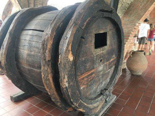 Ancienne barrique