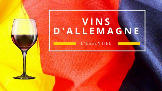 Blog les vins d'Allemagne