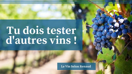 Articles sur les vins non communs