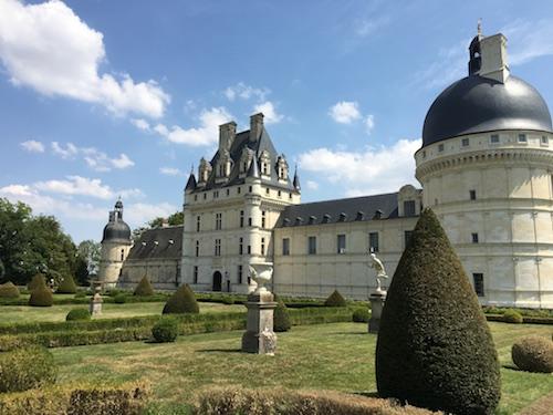 Chateau de valençay - appelation valençay