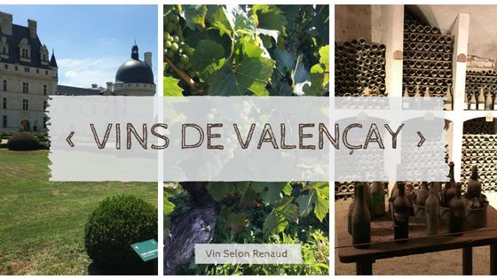 Valencay, son chateau, ses vignobles et ses caves