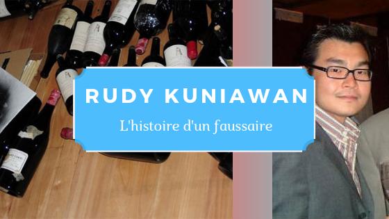 Article sur le faussaire du vin Rudy Kurniawan