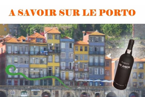 Porto , un vin différent mais pas un vin cuit
