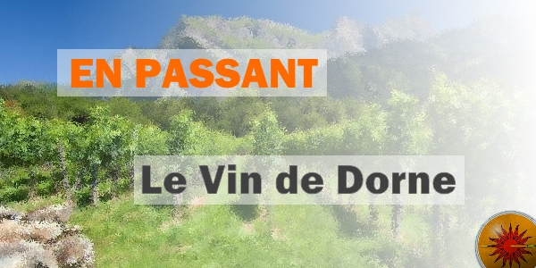 En passant - Vin de Dorne - GOT
