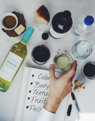 Comment donner une note au vin ?