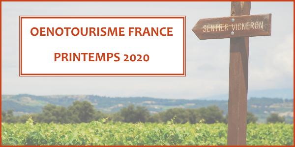 2020 : faites de l'oenotourisme en france