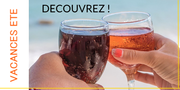 Partez à la découverte du vin pendant vos vacances d'été 2020