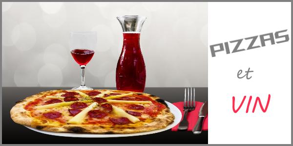 Quel vin choisir avec des pizzas