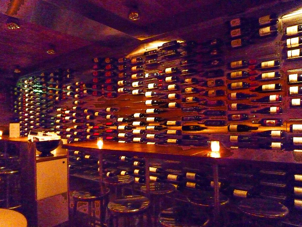 Bar à vin - expérience de dégustation