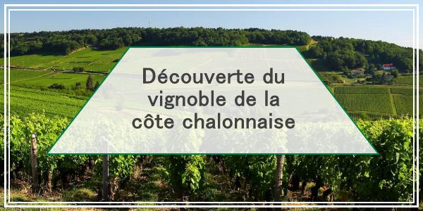 Les vignobles de la côte chalonnaise