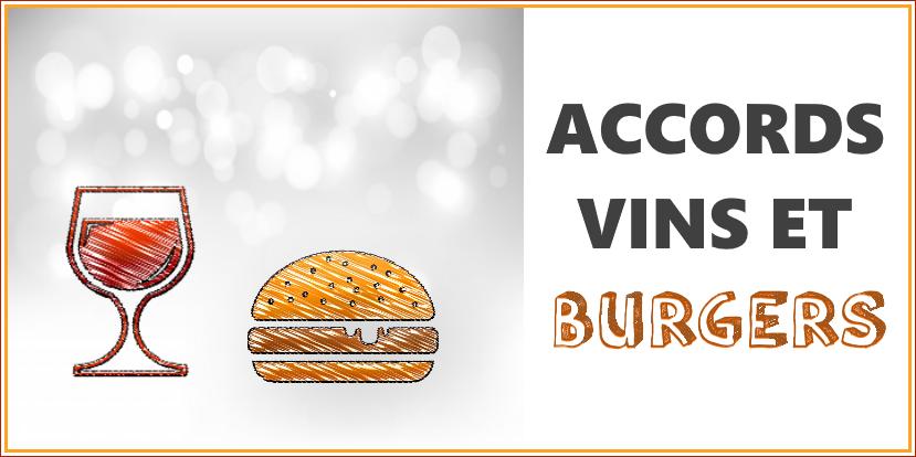 Choisir son vin avec son burger