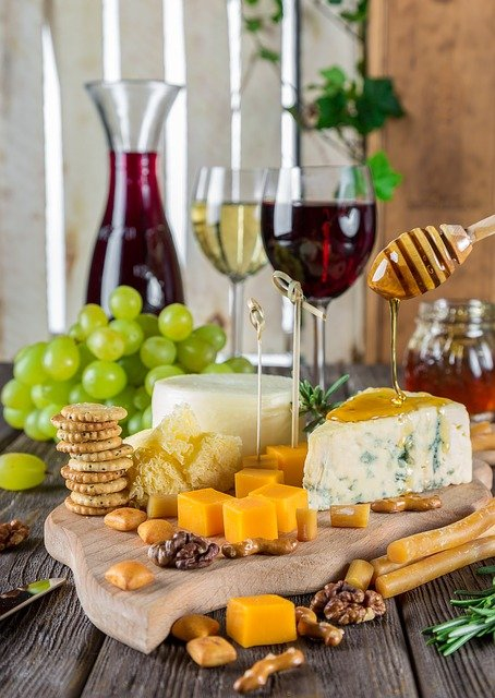 Fromage Collations Apéritif