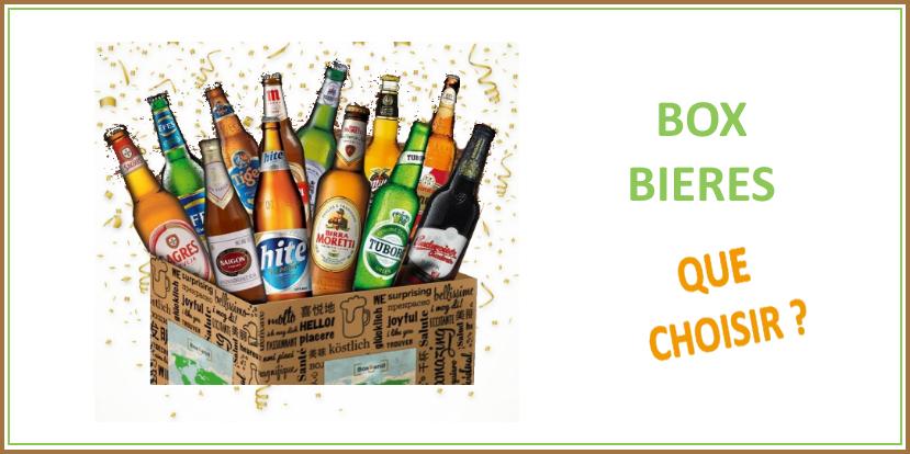 Les box par abonnement de bière. Laquelle est la meilleure box ?