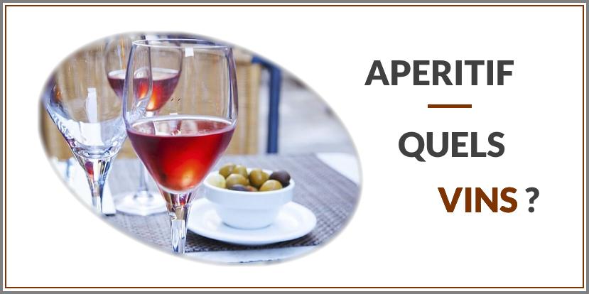 servir du vin à l'apéritif