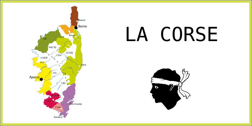 la Corse viticole
